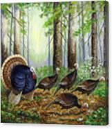 Spring Ritual Canvas Print
