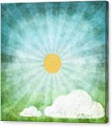 Spring Summer Canvas Print