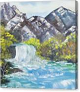 Spring Thaw Canvas Print