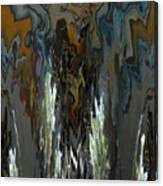 Springeruption Canvas Print
