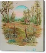 Spring's Reawakening Canvas Print
