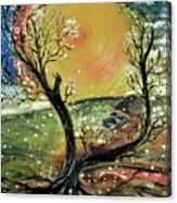 Springtime 2 Canvas Print
