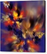 Springtime Explosion Of Life. Canvas Print