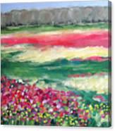 Springtime Memories Canvas Print