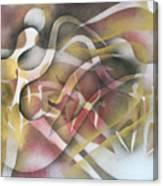 Sprite  Dancers Canvas Print