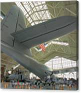 Spruce Goose Canvas Print
