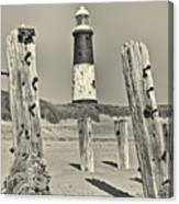 Spurn Lighthouse Canvas Print