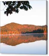 Squam Lake 2 Canvas Print