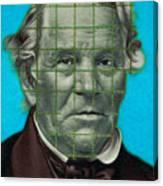 Squared Senator Detail Canvas Print