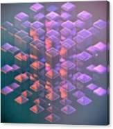 Squared2 Canvas Print