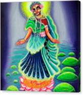 Sri Gahavarvan Vali Canvas Print