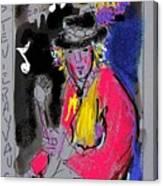 Srv Et Canvas Print