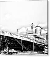 Ss United States Canvas Print