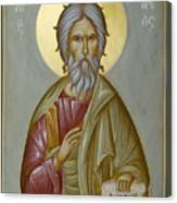 St Andrew The Apostle And First-called Canvas Print