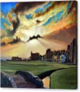 St Andrews Canvas Print