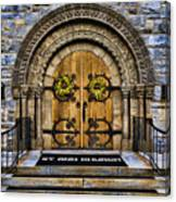 St Ann Church Canvas Print