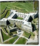St Augustine Fort - Castillo De San Marcos Canvas Print