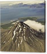 St. Augustine Volcano Canvas Print