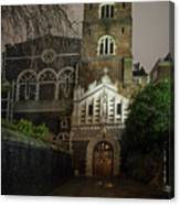 St Bartholomew The Great Church Canvas Print