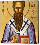 St Basil The Great Canvas Print