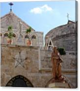 St Catherine Church Canvas Print