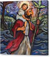 St. Christopher Canvas Print