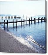 St Clement Chesapeake Bay Canvas Print