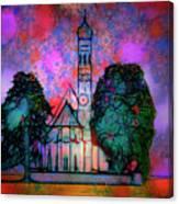St. Coloman Canvas Print
