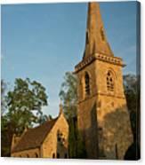 St Davids Church Canvas Print