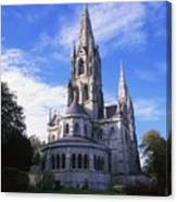 St Finbarrs Cathedral, Cork City, Co Canvas Print