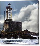 St. George Lighthouse Canvas Print