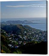 St. George's Grenada Canvas Print