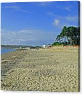 St Helens Beach Canvas Print