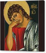 St. John The Apostle 037 Canvas Print