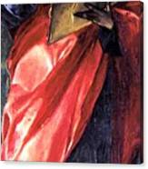 St John The Evangelist 1579 Canvas Print