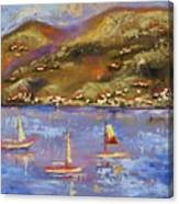 St. John Usvi Canvas Print
