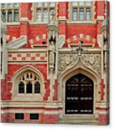 St. Johns College. Cambridge. Canvas Print