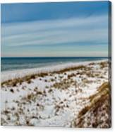 St. Joseph Peninsula Dunes Canvas Print