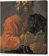 St Jude Thaddeus Canvas Print