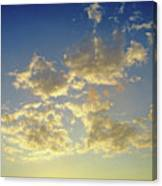 St Lawrence Sunset 6 Canvas Print