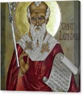 St Leander Canvas Print