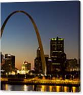 St. Louis Arch Canvas Print