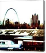 St. Louis Canvas Print