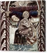 St. Luke Canvas Print