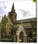 St. Magnus Cathedral Canvas Print