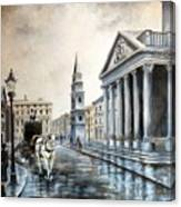 St Martins London Canvas Print