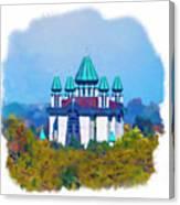 St. Mary Catholic Church Canvas Print