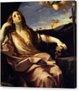 St Mary Magdalene 1632 Canvas Print