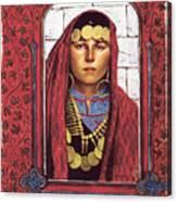 St. Mary Magdalene  - Lgmag Canvas Print