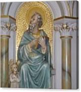 St. Matthew Canvas Print